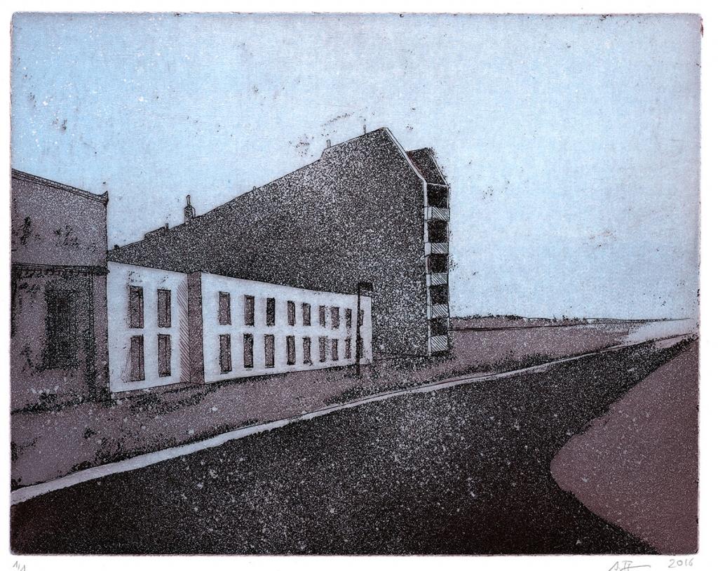 Anna Fiegen Druckgrafik